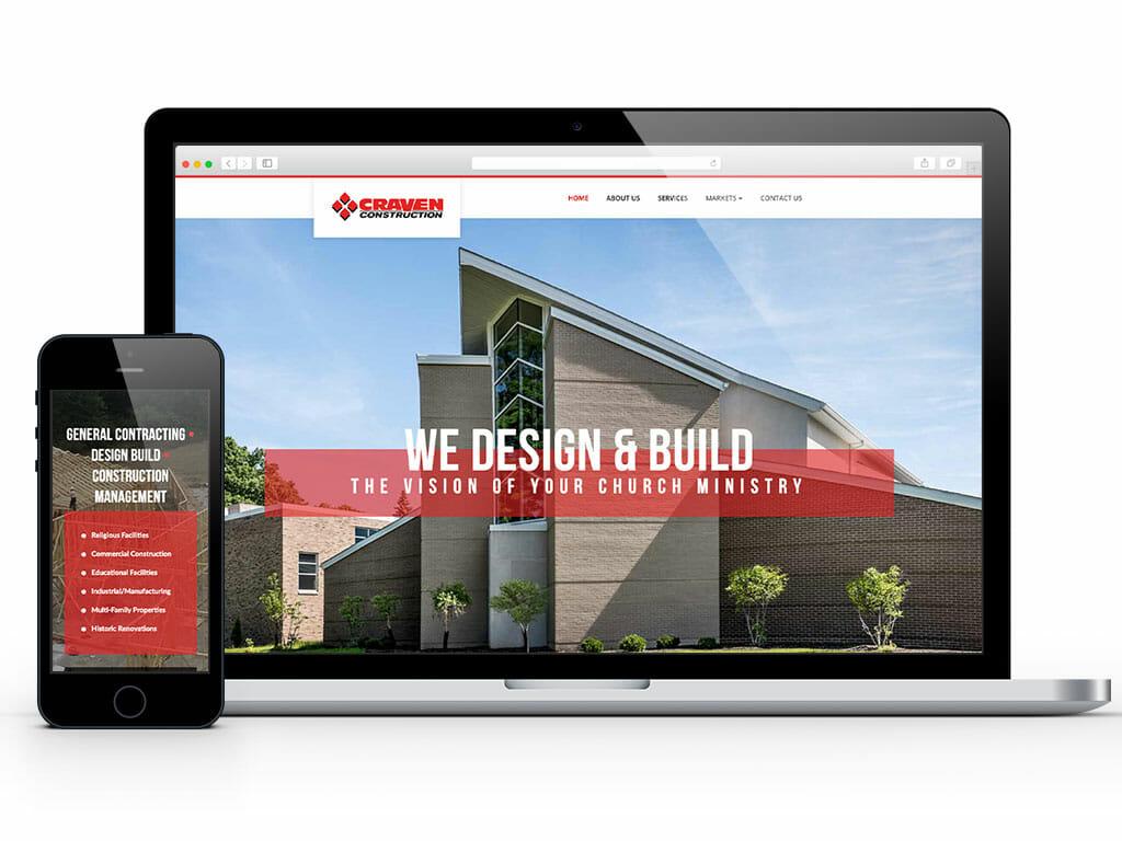 web-design-craven-construction
