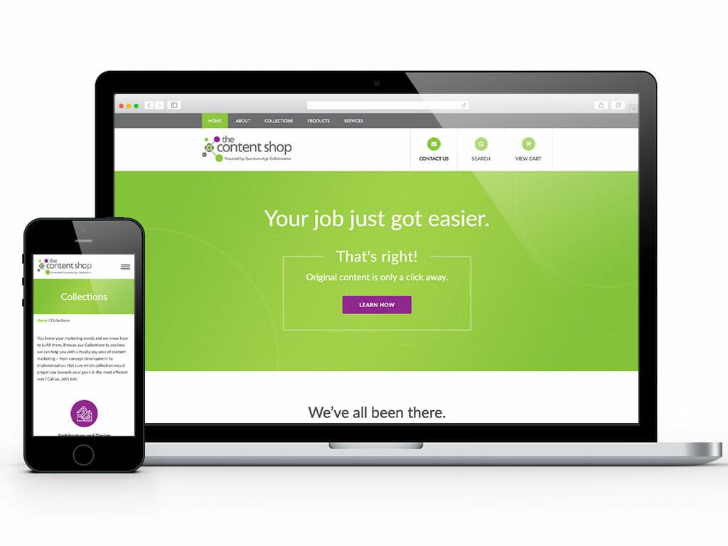 web-design-the-content-shop