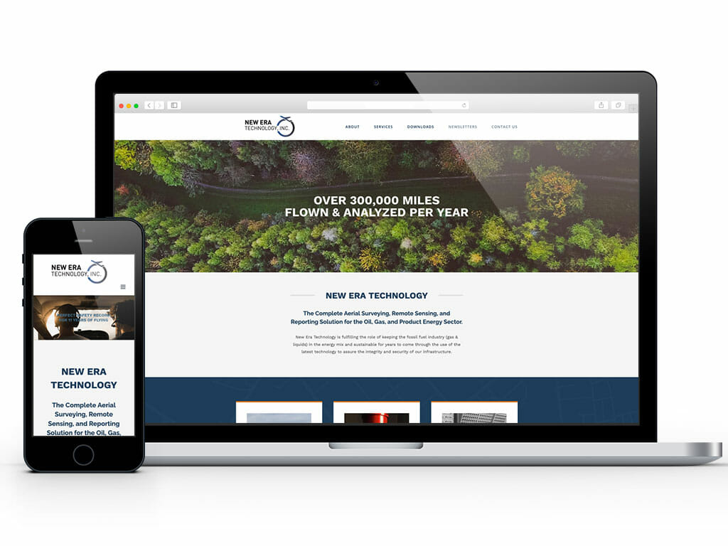 web-design-new-era-technology