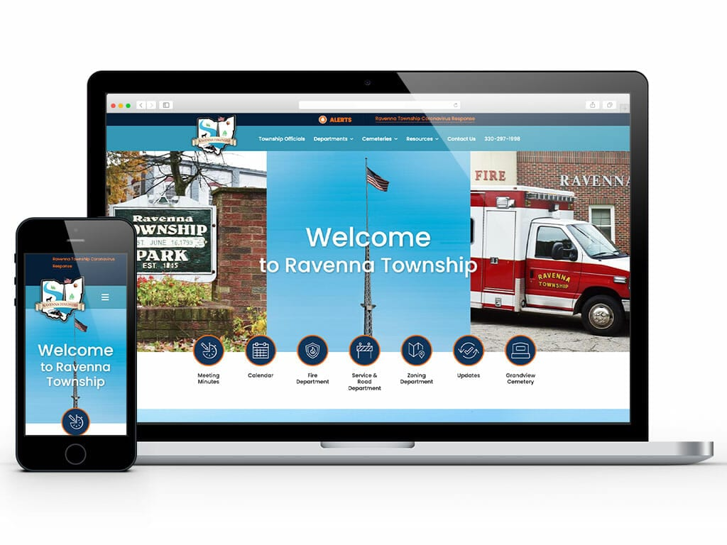 web-design-ravenna-township