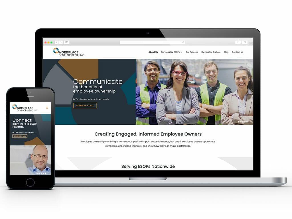 web-design-workplace-development