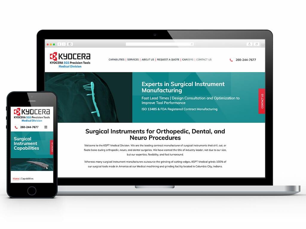 web-design-kyocera-medical